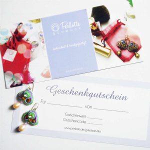 Schmuck-Gutschein