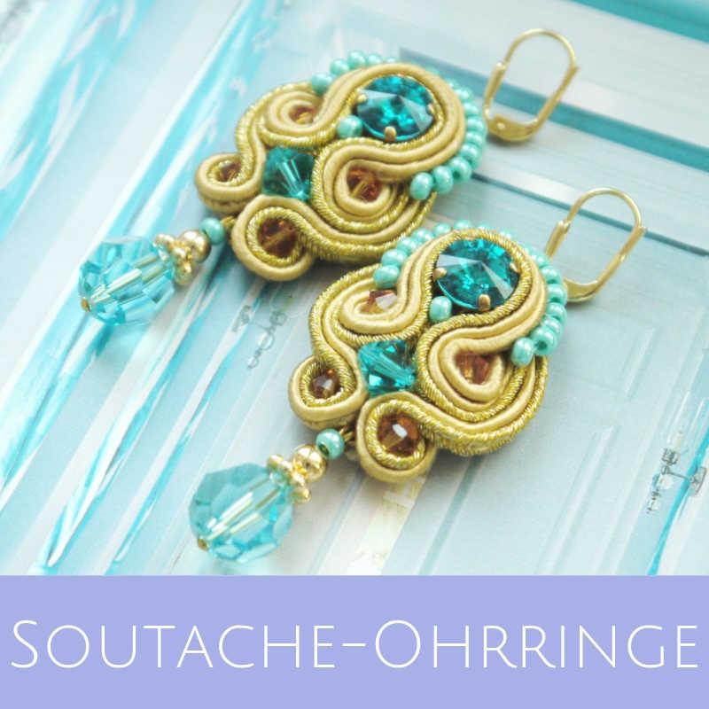 Soutache-Ohrringe